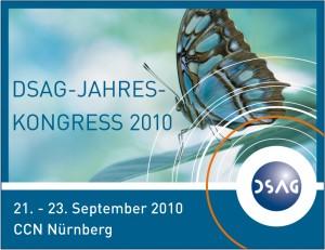 DSAG 2010 Annual Meeting Logo