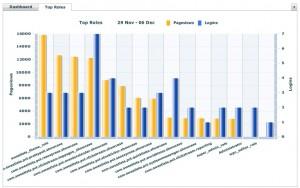 Top Roles Report