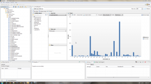 Click Stream table in SAP HANA studio
