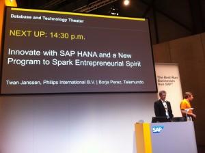 Innovate with SAP HANA and a New Program to Spark Entrepreneurial Spirit