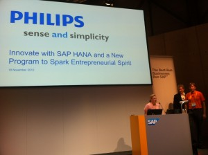 Philips and Telemundo Presentation - Madrid TechEd2012